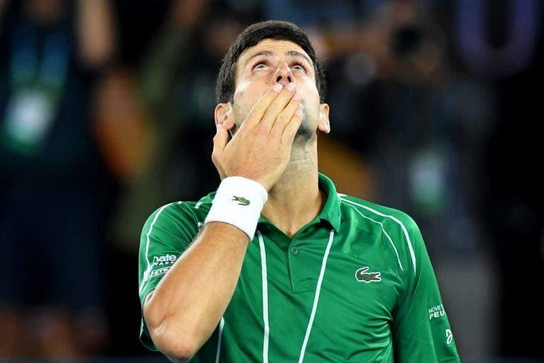 Djokovic supera a Nadal y ahora es el número uno del mundo