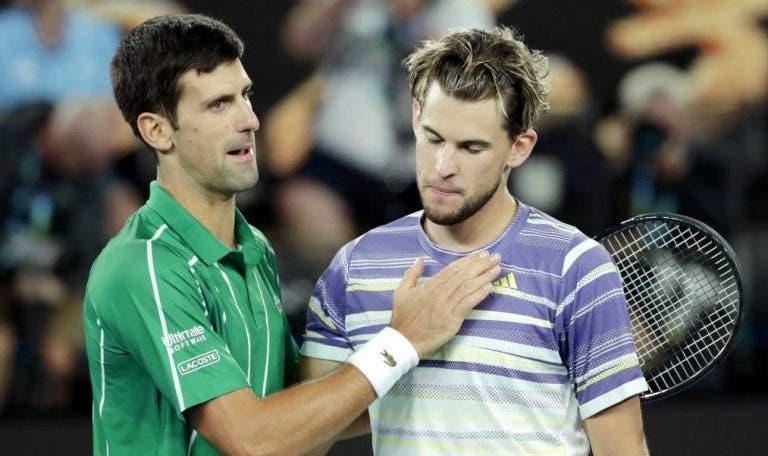 Toni Nadal revela el «error imperdonable» de Thiem contra Djokovic en la final del Open de Australia