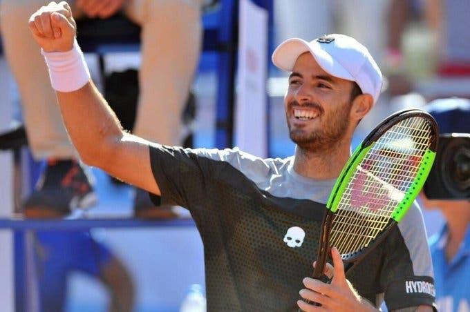 Ignacio Londero vence a Cecchinato y continúa en el Córdoba Open