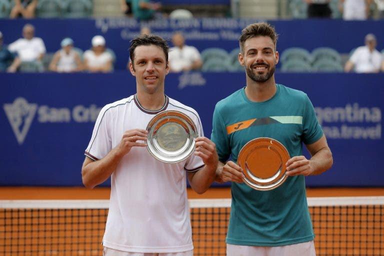 Horacio Zeballos hace historia en el ATP de Buenos Aires