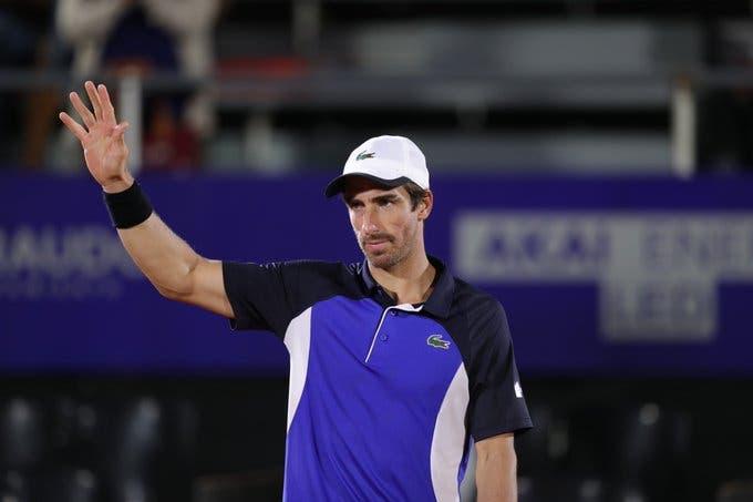 Pablo Cuevas se siente confiado en el Argentina Open