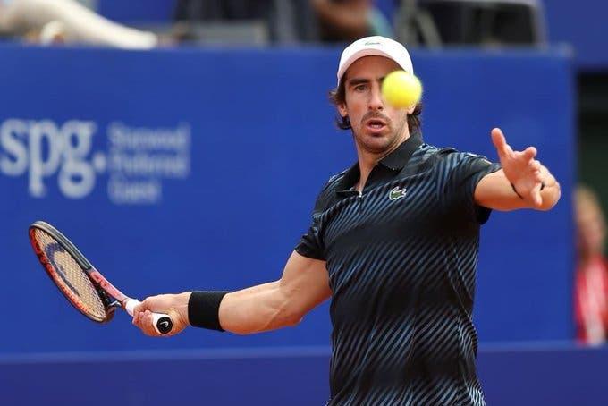 Pablo Cuevas y Casper Ruud avanzan firmes en el Argentina Open