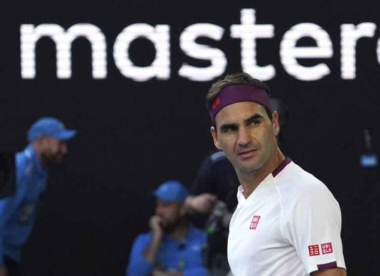 Roger Federer alcanza récord impresionante en el ranking ATP
