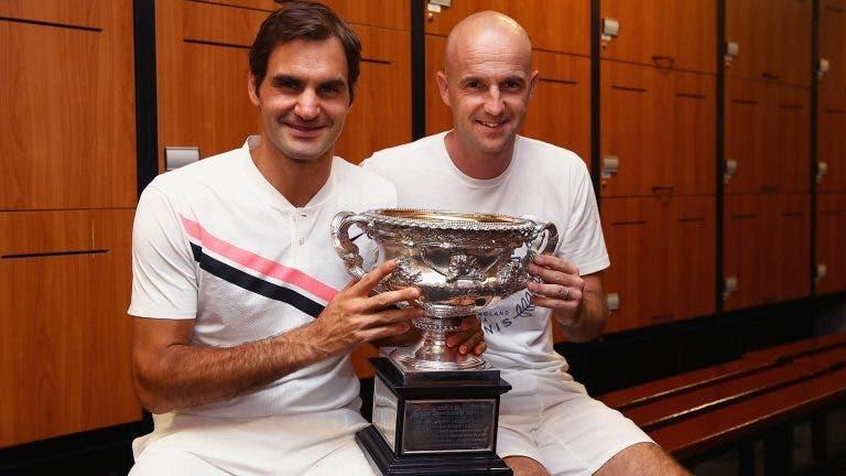 Ivan Ljubicic habla de lugar que ocupa el tenis en la vida de Roger Federer