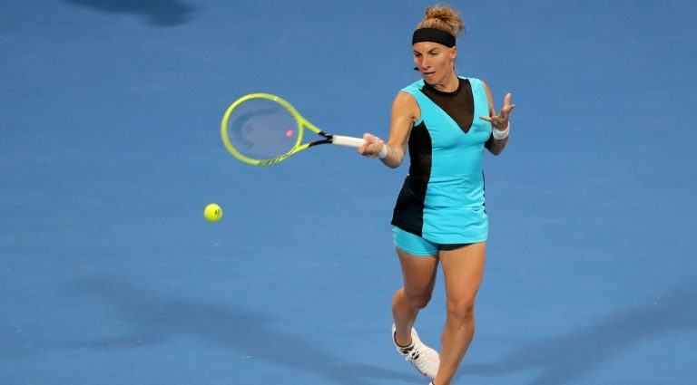 Sabalenka y Kuznetsova pasaron a las semifinales en Doha