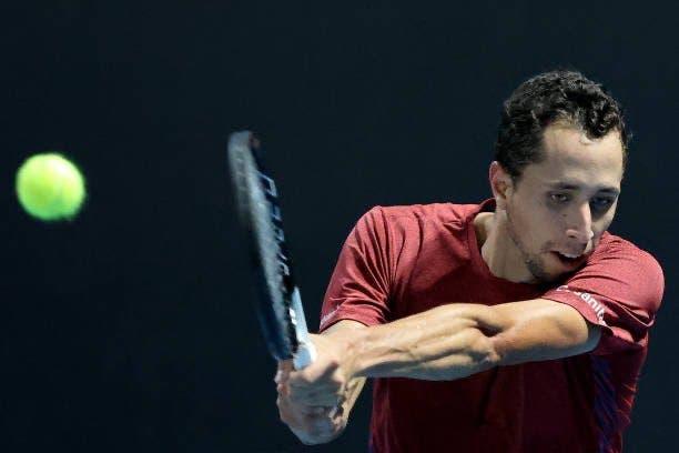 Daniel Galán ilusiona al tenis colombiano