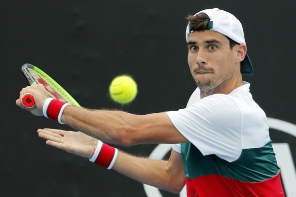 Guido Pella: «Los tenistas vivimos en un mundo que no es real»