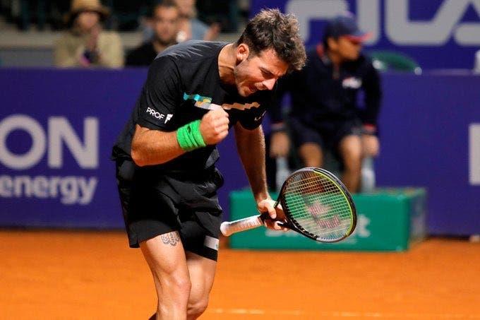 Londero recupera buenas sensaciones y está en cuartos del Argentina Open