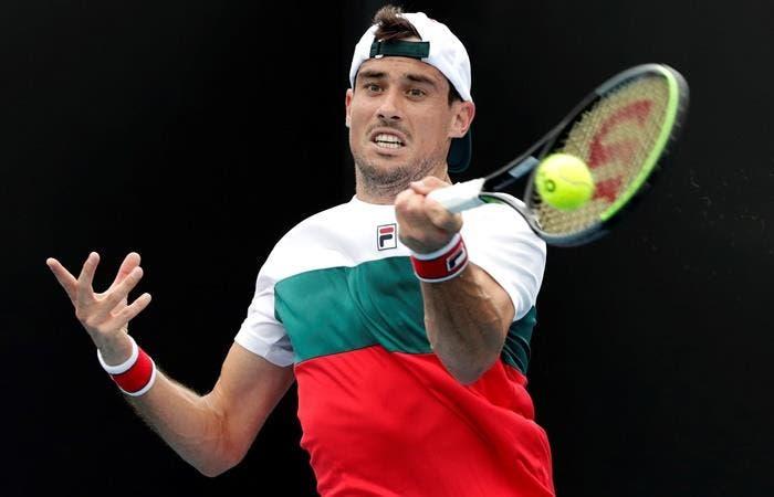 Guido Pella lucha más de 3 horas para avanzar en el Argentina Open