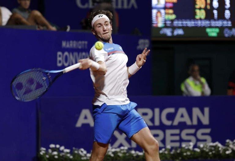 Casper Ruud campeón del Argentina Open!