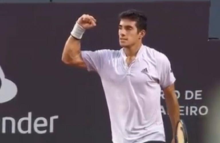 Garin frena el sueño de Coria y está en semifinales del ATP 500 de Río