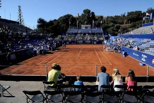 Así quedó conformado el cuadro principal del ATP de Santiago