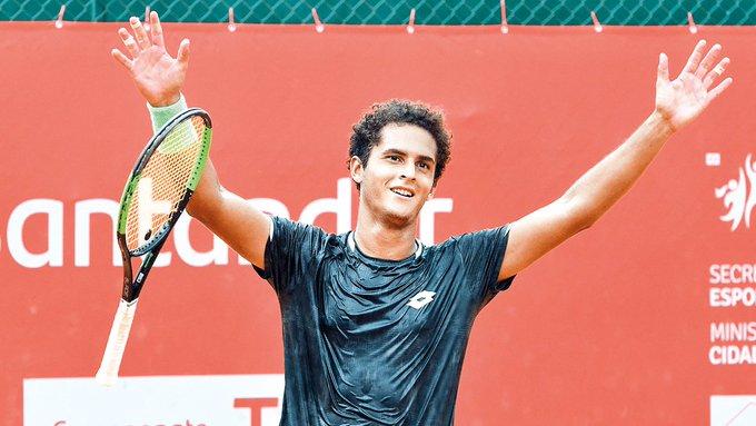 Excelente jornada para los sudamericanos en el ATP de Santiago