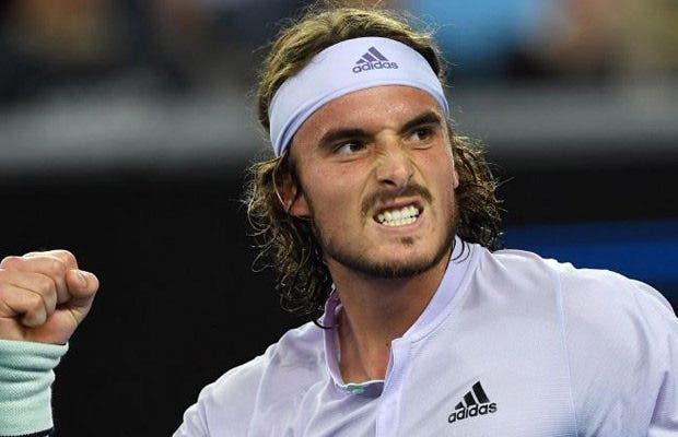 Stefanos Tsitsipas ya está en los cuartos de final del ATP 250 de Marsella