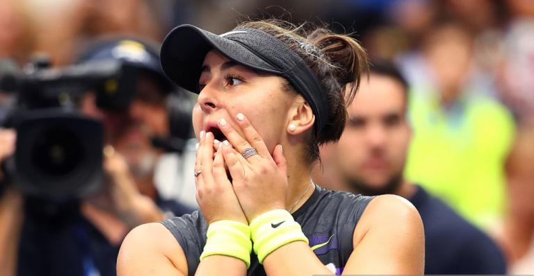 Andreescu renuncia a otro torneo: «Todavía no estoy al 100%»