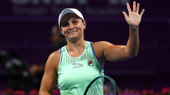Ashleigh Barty espera poder defender su título en Roland Garros
