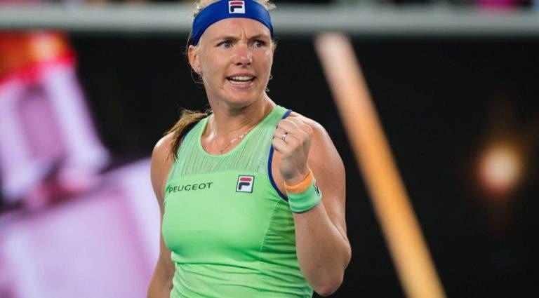 Bertens defiende su título en la WTA Premier de San Petersburgo