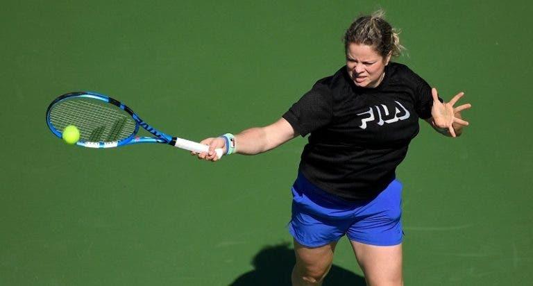 Kim Clijsters ya no jugará contra la 8° del mundo en Dubái