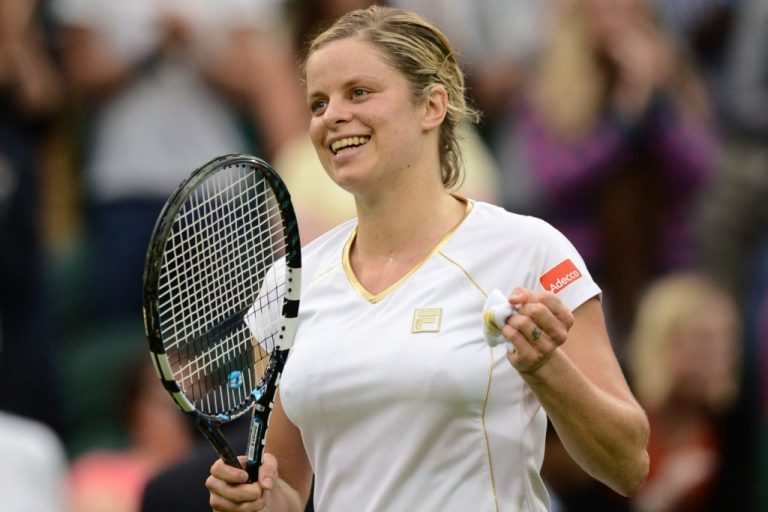 De vuelta al tenis, Kim Clijsters se enfrenta a la top 10 en Dubái