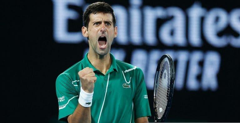 Djokovic se lleva el 8° titulo del Open de Australia y el 17° Grand Slam
