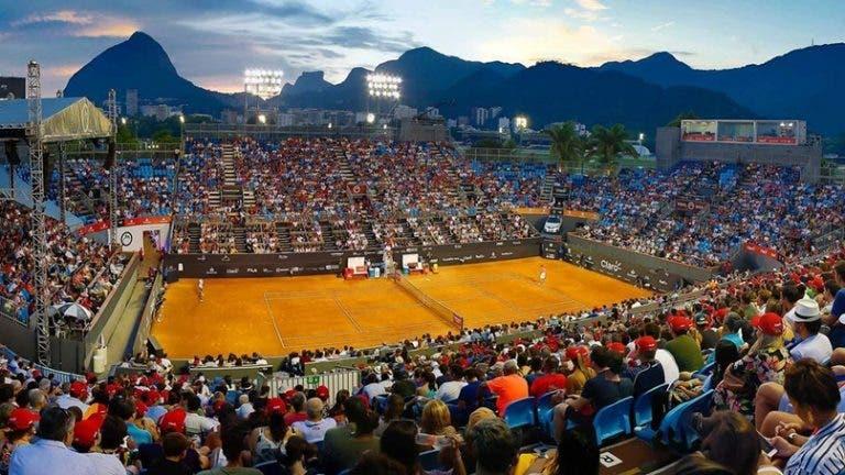 Rio Open: conocido el cuadro completo de individuales de la edición 2020