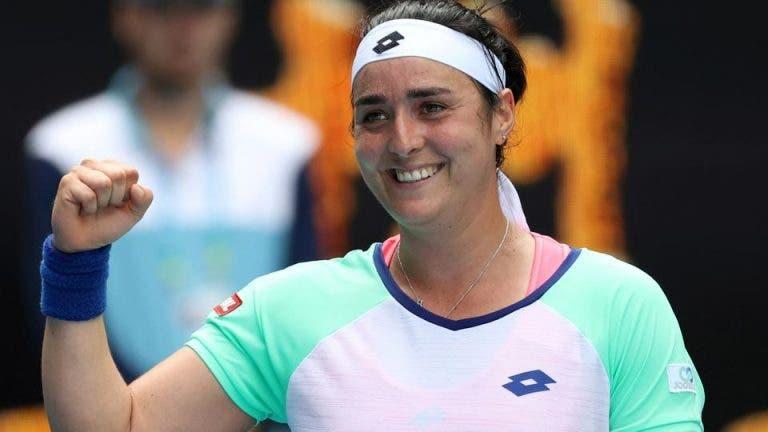 Jabeur derrota a Fernández y avanza en el WTA Premier 5 de Cincinnati