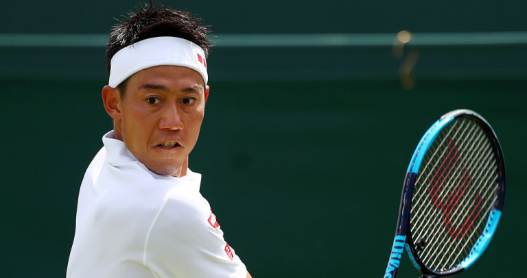 Kei Nishikori habla sobre su estado actual y su victoria ante Nadal
