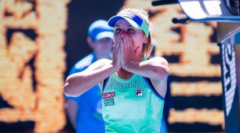 Sofia Kenin asegura su puesto en la 3ª ronda del US Open