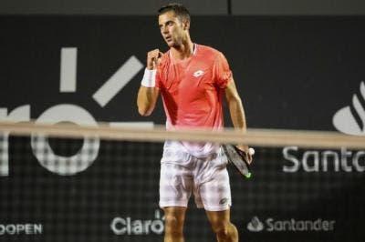 Laslo Djere crece y deja al Córdoba Open sin el campeón defensor