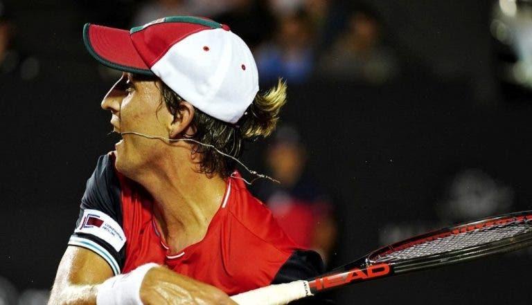 Felipe Meligeni dice que es genial poder jugar con un tenista como Thiem