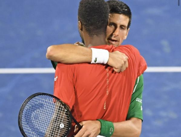 Gael Monfils envía emotivo mensaje a Djokovic a través de Instagram