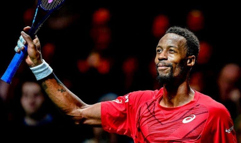 Monfils nuevamente campeón del ATP 500 de Róterdam
