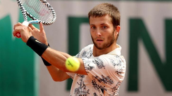 Corentin Moutet avanza y Hugo Dellien queda devastado en el Córdoba Open