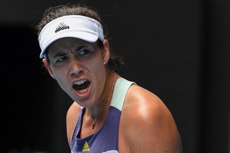 Garbiñe Muguruza habla de la calidad del WTA de Doha