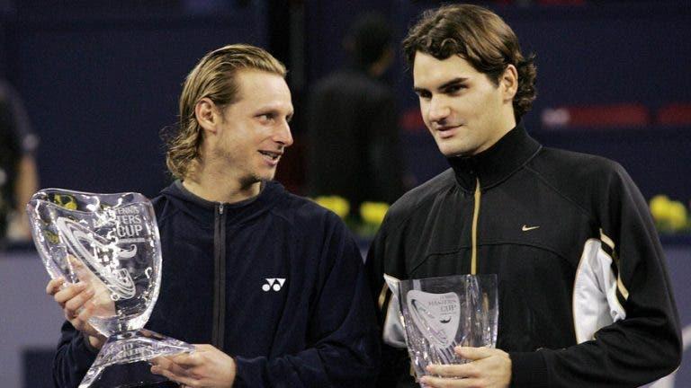 Ex top 25 habla de anécdota con Federer y Nalbandian en 2002