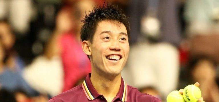 Kei Nishikori regresará a las canchas la próxima semana