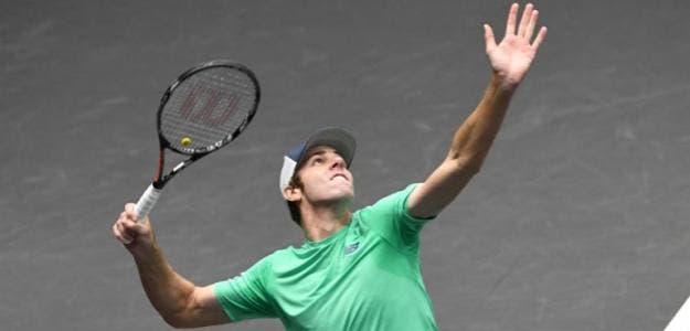 Reilly Opelka gana el título en el ATP 250 de Delray Beach