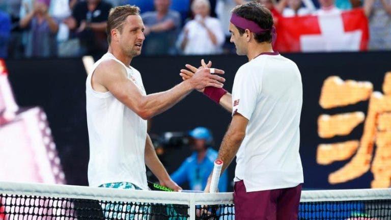 Sandgren confiesa a quien considera el mejor tenista de todos los tiempos