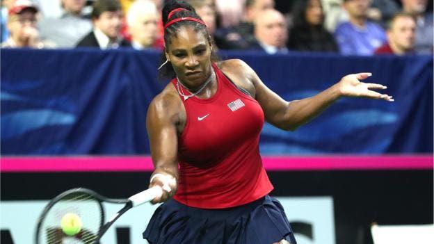 Clasificación de Estados Unidos en la Fed Cup Finals está en peligro