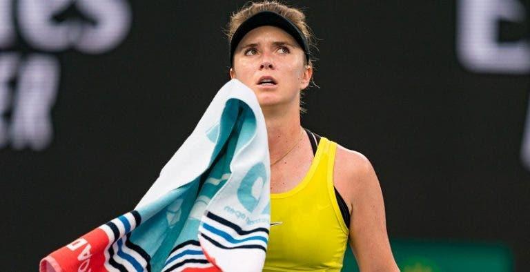 Para Svitolina si no hay repartición de puntos en los torneos, no tiene sentido jugarlos