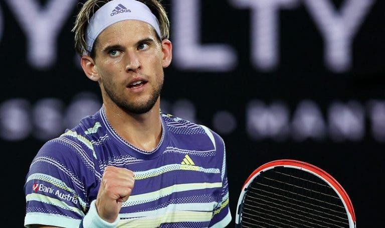 Massú piensa que Thiem tiene posibilidades de ganar el Open de Australia