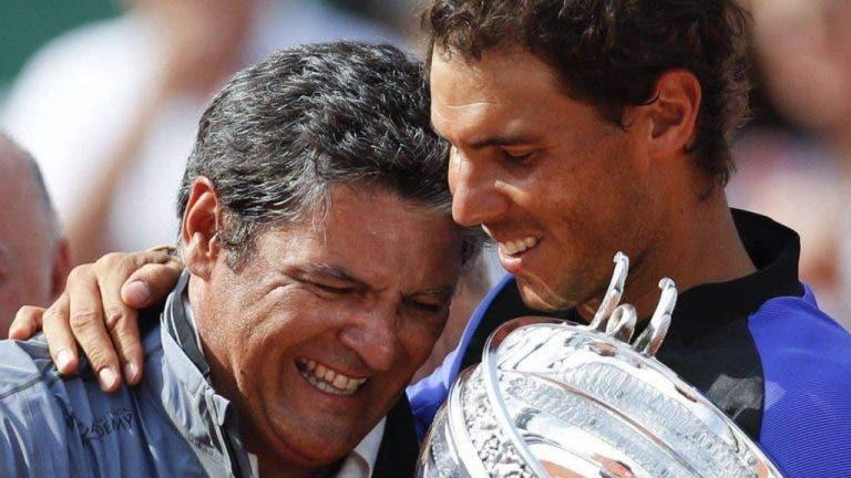 Toni Nadal revela cuál es el rival más peligroso de Rafa