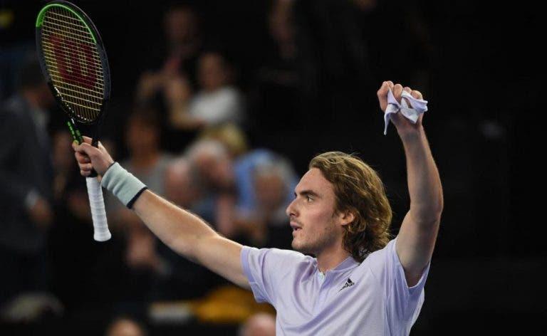Tsitsipas revalida título en el ATP 250 de Marsella