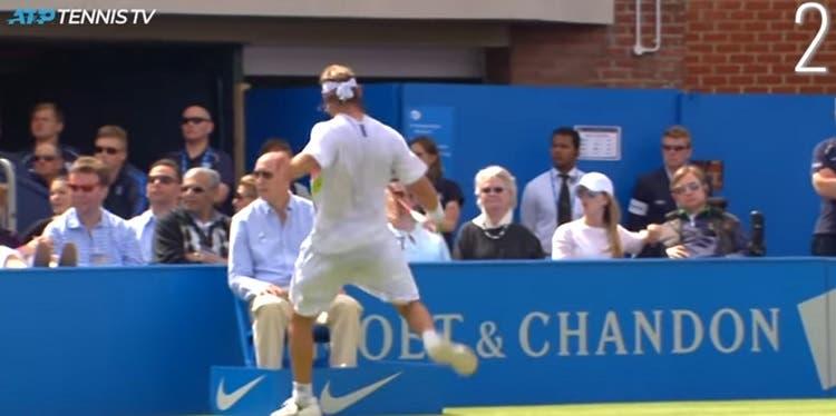[VIDEO] Top 10 de los mejores estallidos de rabia en el tenis