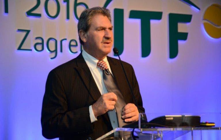 Presidente de la ITF habla del gran impacto de la suspensión en el tenis