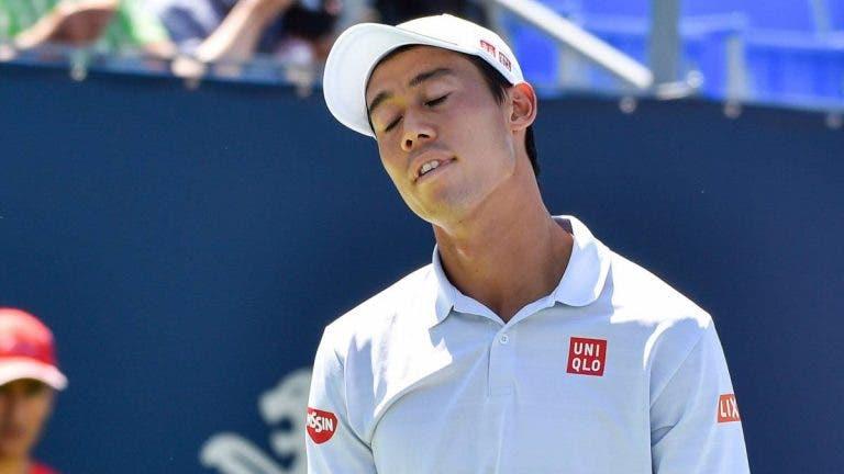 Kei Nishikori sigue lesionado y se pierde Indian Wells
