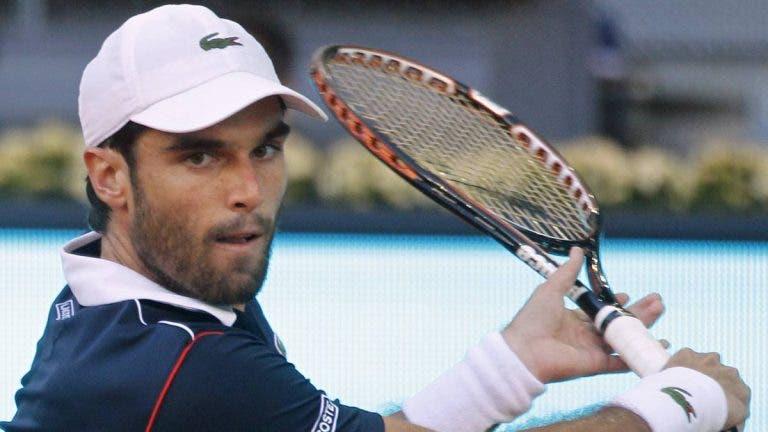 Andújar dice que Federer, Nadal y Djokovic no juegan al tenis por dinero