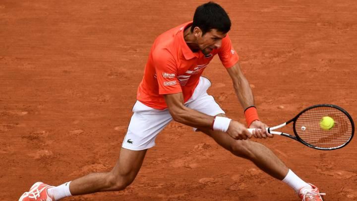 Tres de las derrotas más difíciles de Djokovic en Roland Garros