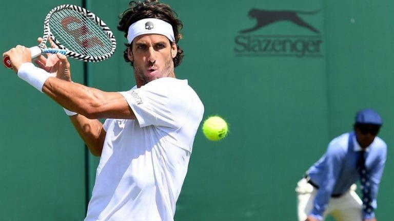 Feliciano López habla sobre la suspensión del Mutua Madrid Open
