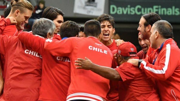 Copa Davis: Este fue el sorteo para los equipos sudamericanos